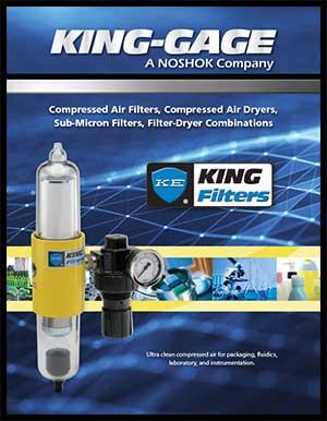 KING Filters Brochure